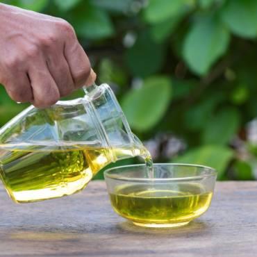 L'olio extra vergine
