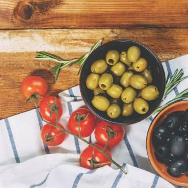 """Olio extra vergine d'oliva in """"blend"""""""